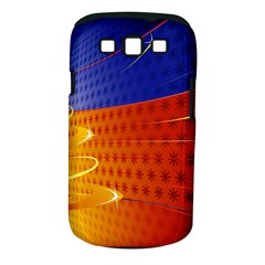 Christmas Abstract Samsung Galaxy S III Classic Hardshell Case (PC+Silicone)