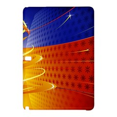Christmas Abstract Samsung Galaxy Tab Pro 12.2 Hardshell Case