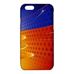 Christmas Abstract iPhone 6/6S TPU Case