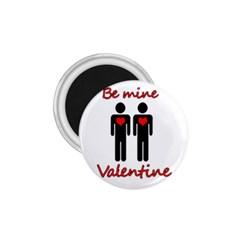 Be mine Valentine 1.75  Magnets