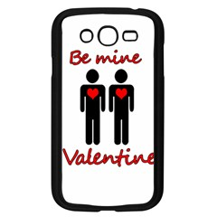 Be mine Valentine Samsung Galaxy Grand DUOS I9082 Case (Black)