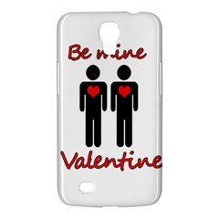 Be mine Valentine Samsung Galaxy Mega 6.3  I9200 Hardshell Case