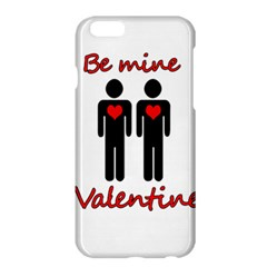 Be mine Valentine Apple iPhone 6 Plus/6S Plus Hardshell Case
