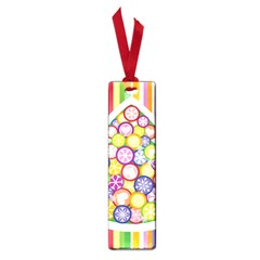 Christmas Tree Colorful Small Book Marks