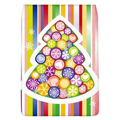 Christmas Tree Colorful Flap Covers (L)