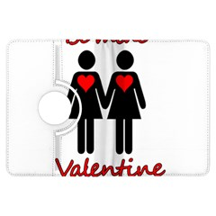 Be my Valentine 2 Kindle Fire HDX Flip 360 Case