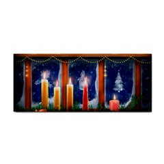Christmas Lighting Candles Cosmetic Storage Cases