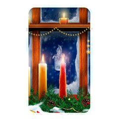Christmas Lighting Candles Memory Card Reader
