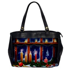 Christmas Lighting Candles Office Handbags