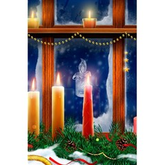 Christmas Lighting Candles 5.5  x 8.5  Notebooks