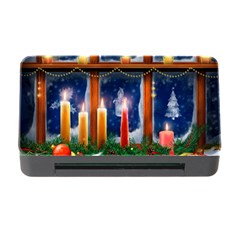 Christmas Lighting Candles Memory Card Reader with CF