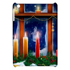 Christmas Lighting Candles Apple iPad Mini Hardshell Case