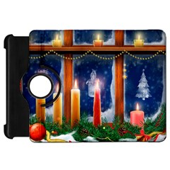 Christmas Lighting Candles Kindle Fire HD 7