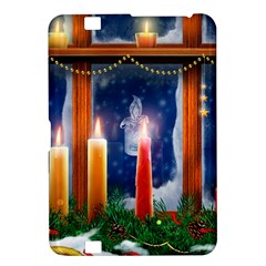 Christmas Lighting Candles Kindle Fire HD 8.9