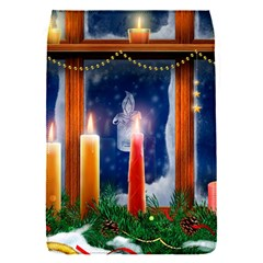 Christmas Lighting Candles Flap Covers (S)