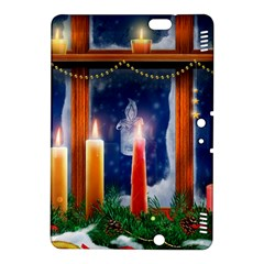Christmas Lighting Candles Kindle Fire HDX 8.9  Hardshell Case