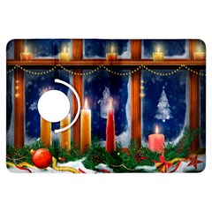 Christmas Lighting Candles Kindle Fire HDX Flip 360 Case