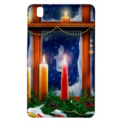Christmas Lighting Candles Samsung Galaxy Tab Pro 8.4 Hardshell Case