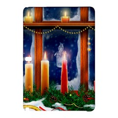 Christmas Lighting Candles Samsung Galaxy Tab Pro 12.2 Hardshell Case