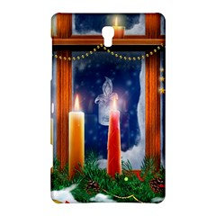 Christmas Lighting Candles Samsung Galaxy Tab S (8.4 ) Hardshell Case