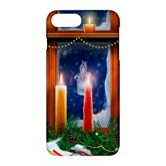 Christmas Lighting Candles Apple iPhone 7 Plus Hardshell Case