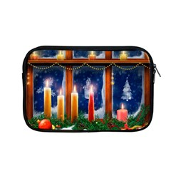 Christmas Lighting Candles Apple MacBook Pro 13  Zipper Case