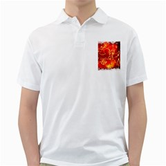 Christmas Widescreen Decoration Golf Shirts