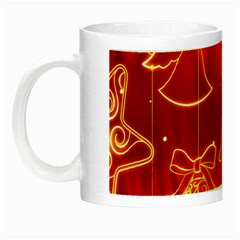 Christmas Widescreen Decoration Night Luminous Mugs