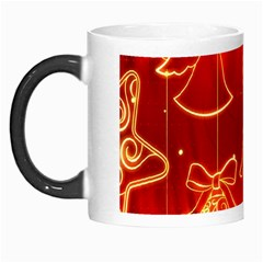 Christmas Widescreen Decoration Morph Mugs