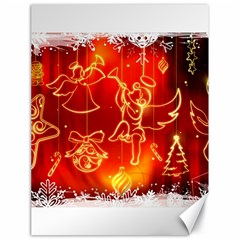 Christmas Widescreen Decoration Canvas 18  x 24