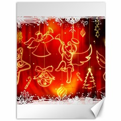 Christmas Widescreen Decoration Canvas 36  x 48