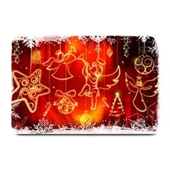Christmas Widescreen Decoration Plate Mats