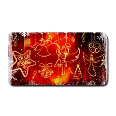 Christmas Widescreen Decoration Medium Bar Mats