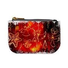 Christmas Widescreen Decoration Mini Coin Purses