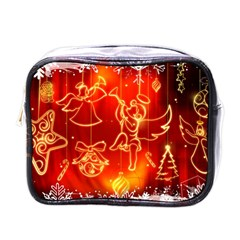 Christmas Widescreen Decoration Mini Toiletries Bags