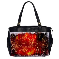 Christmas Widescreen Decoration Office Handbags