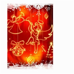 Christmas Widescreen Decoration Large Garden Flag (Two Sides)