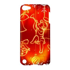 Christmas Widescreen Decoration Apple iPod Touch 5 Hardshell Case