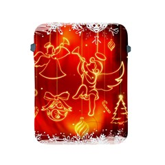 Christmas Widescreen Decoration Apple iPad 2/3/4 Protective Soft Cases