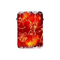 Christmas Widescreen Decoration Apple iPad Mini Protective Soft Cases