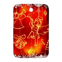 Christmas Widescreen Decoration Samsung Galaxy Note 8.0 N5100 Hardshell Case