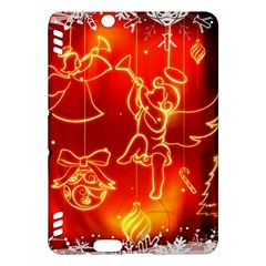 Christmas Widescreen Decoration Kindle Fire HDX Hardshell Case