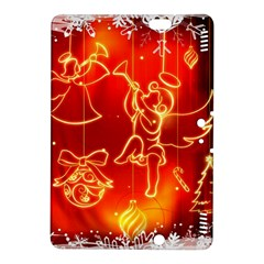 Christmas Widescreen Decoration Kindle Fire HDX 8.9  Hardshell Case