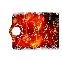 Christmas Widescreen Decoration Kindle Fire HD (2013) Flip 360 Case