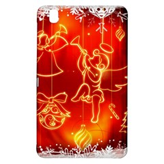 Christmas Widescreen Decoration Samsung Galaxy Tab Pro 8.4 Hardshell Case