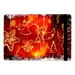 Christmas Widescreen Decoration Samsung Galaxy Tab Pro 10.1  Flip Case