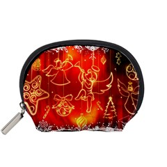 Christmas Widescreen Decoration Accessory Pouches (Small)
