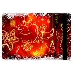 Christmas Widescreen Decoration iPad Air Flip
