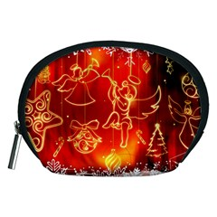 Christmas Widescreen Decoration Accessory Pouches (Medium)