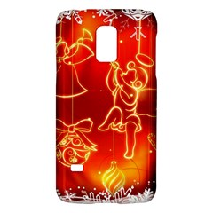 Christmas Widescreen Decoration Galaxy S5 Mini